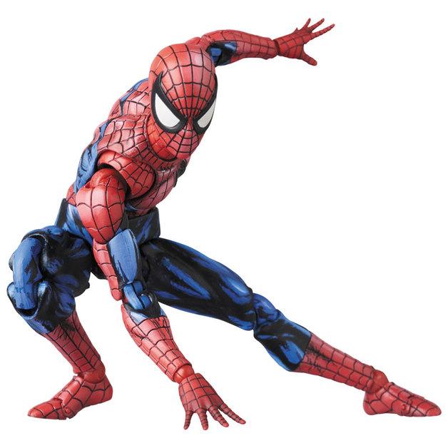 Spider-Man (Comic Paint) - MAFEX Action Figure