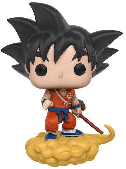 Dragon Ball: Goku & Nimbus - Pop! Vinyl Figure