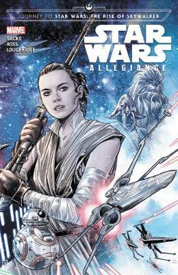 Journey To Star Wars: The Rise Of Skywalker - Allegiance by Marvel Comics