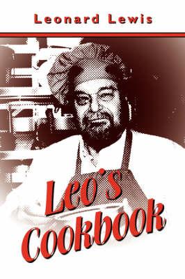 Leo's Cookbook by Leonard Lewis image