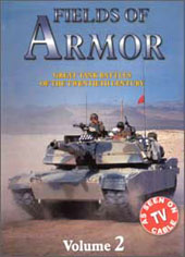 Fields of Armour Vol 2 on DVD