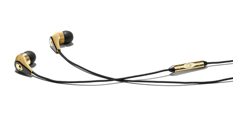 Skullcandy 50/50 In Ear Buds with Mic