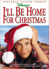 I'll be Home for Christmas on DVD