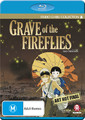 Grave of the Fireflies on Blu-ray