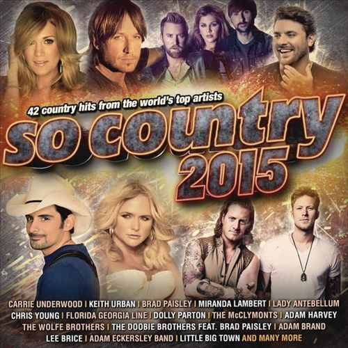So Country 2015 by Various Artists image