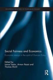 Social Fairness and Economics