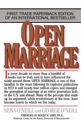 Open Marriage by Nena O'Neill