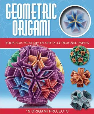 Geometric Origami by Faye Goldman