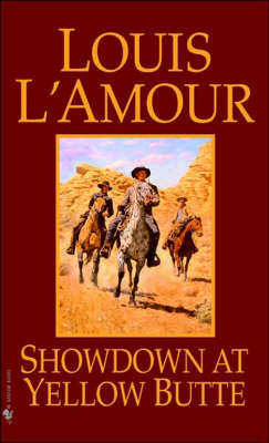 Showdown At Yellow Butte by Louis L'Amour image