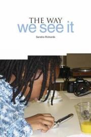 The Way We See it by Sandra Richards image
