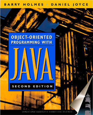Object-oriented Programming with Java by Barry J. Holmes image