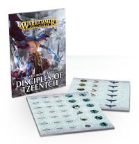 Warhammer Age of Sigmar: Warscrolls - Disciples of Tzeentch image