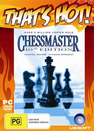 Chessmaster 10th Edition (Jewel Case packaging) for PC Games image