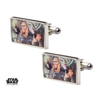 Star Wars: Han Solo - Square Cufflinks