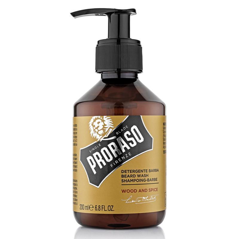 Proraso: Beard Shampoo Wood Spice image
