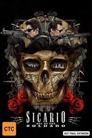 Sicario: Day Of The Soldado on UHD Blu-ray