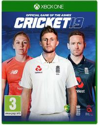 Cricket 19 - The Official Game of the Ashes for Xbox One