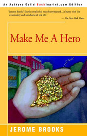 Make Me a Hero by Jerome Brooks image
