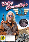 Billy Connolly's Route 66 DVD