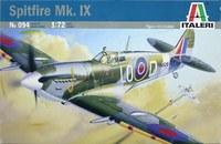 Italeri Spitfire Mk.IX 1:72 Model Kit