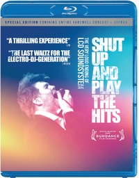 Shut Up and Play The Hits on Blu-ray