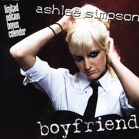Boyfriend [Single] by Ashlee Simpson