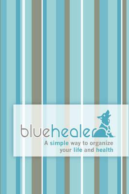 Bluehealer Diary by Angela Shipp