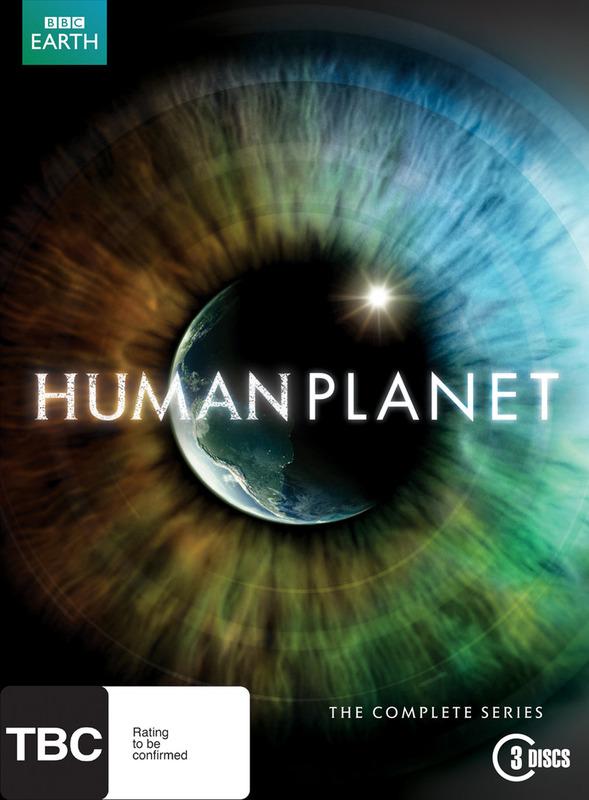 Human Planet on DVD