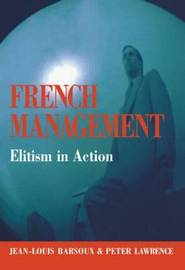 French Management by Peter A Lawrence image