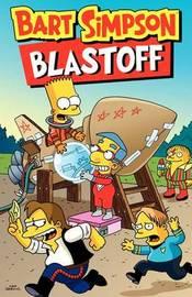 Bart Simpson Blastoff by Matt Groening