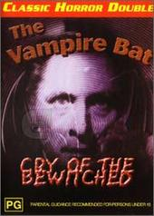 Vampire Bat/cry Of The Bewitched on DVD