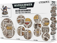 Warhammer 40,000 Sector Mechanicus: Industrial Bases