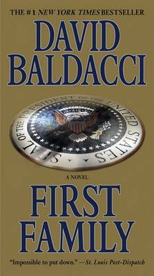 First Family by David Baldacci image