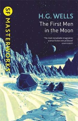 The First Men In The Moon by H.G.Wells