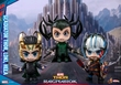 Thor 3: Ragnarok - Cosbaby Set #1