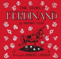 Story of Ferdinand by Munro Leaf