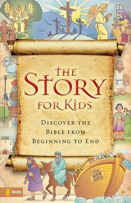 Story for Kids: Discover the Bible from Beginning to End image