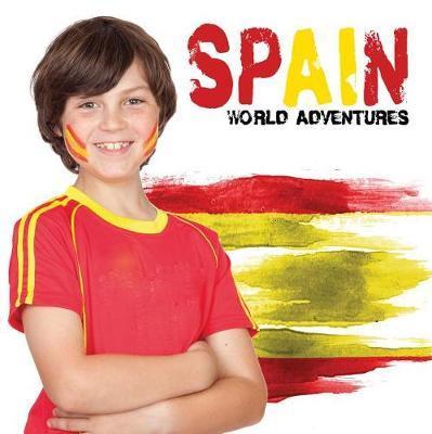 Spain by Steffi Cavell-Clarke