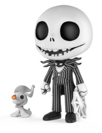 NBX: Jack Skellington - 5-Star Vinyl Figure