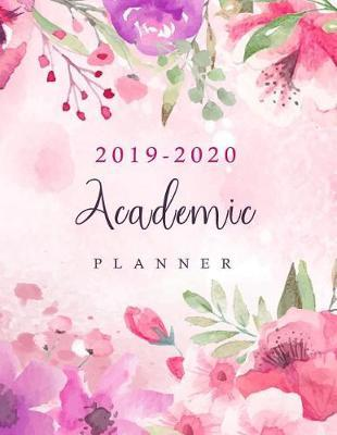 2019-2020 Academic Planner by Michelia Creations
