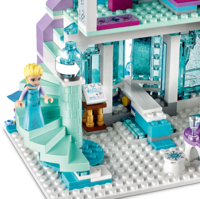 LEGO Disney - Elsa's Magical Ice Palace (43172) image
