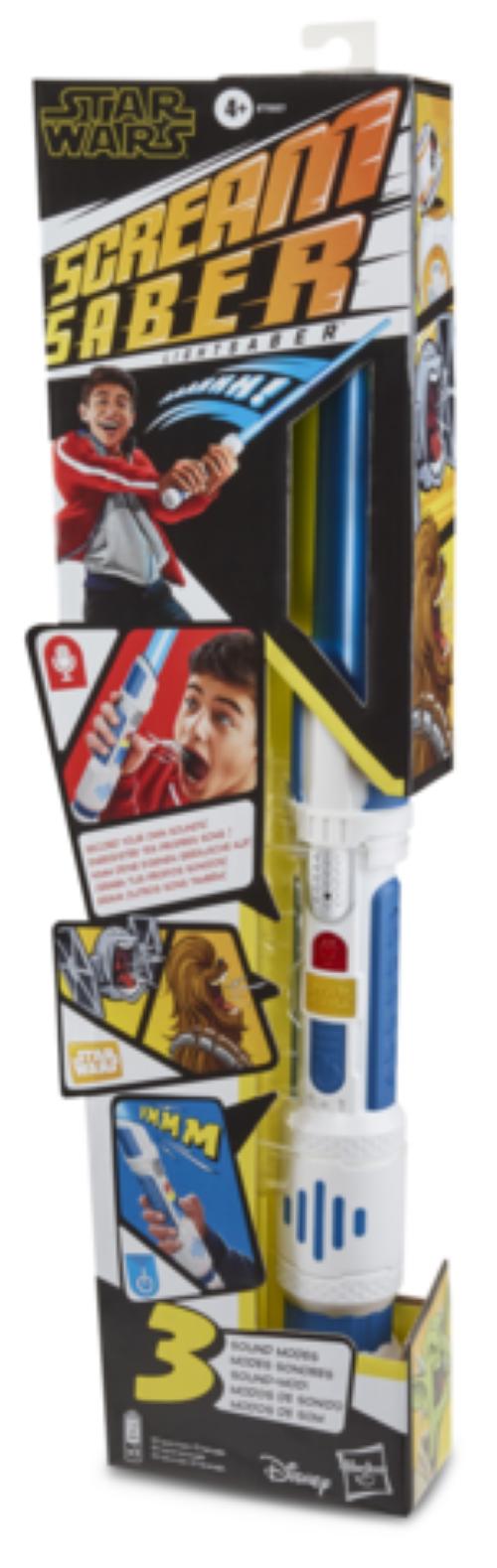Star Wars: Scream Saber - Lightsaber Roleplay Toy image