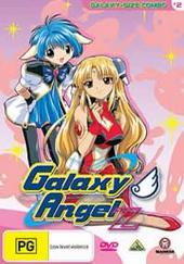 Galaxy Angel Z - Vol 2 - Galaxy Size Combo on DVD