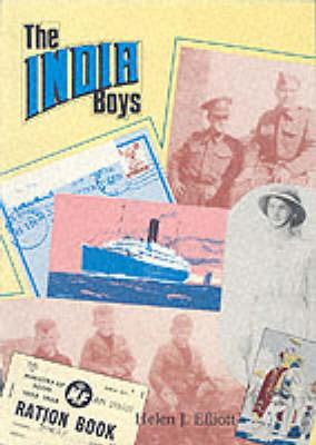 India Boys by Helen J. Elliott image