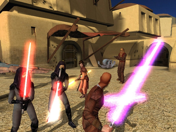 Star Wars: Knights Of The Old Republic for Xbox image