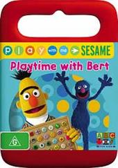 Play With Me Sesame: Playtime With Bert on DVD