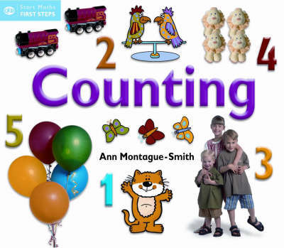 Counting: Bk. 1 by Ann Montague-Smith