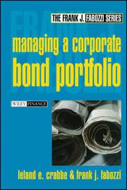 Managing a Corporate Bond Portfolio by Leland E. Crabbe image