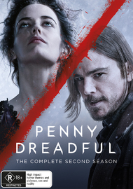 Penny Dreadful - Season 2 on DVD