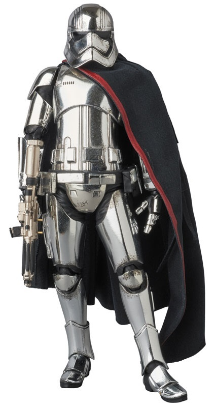 MAFEX: Star Wars - Captain Phasma - Collectable Figure image